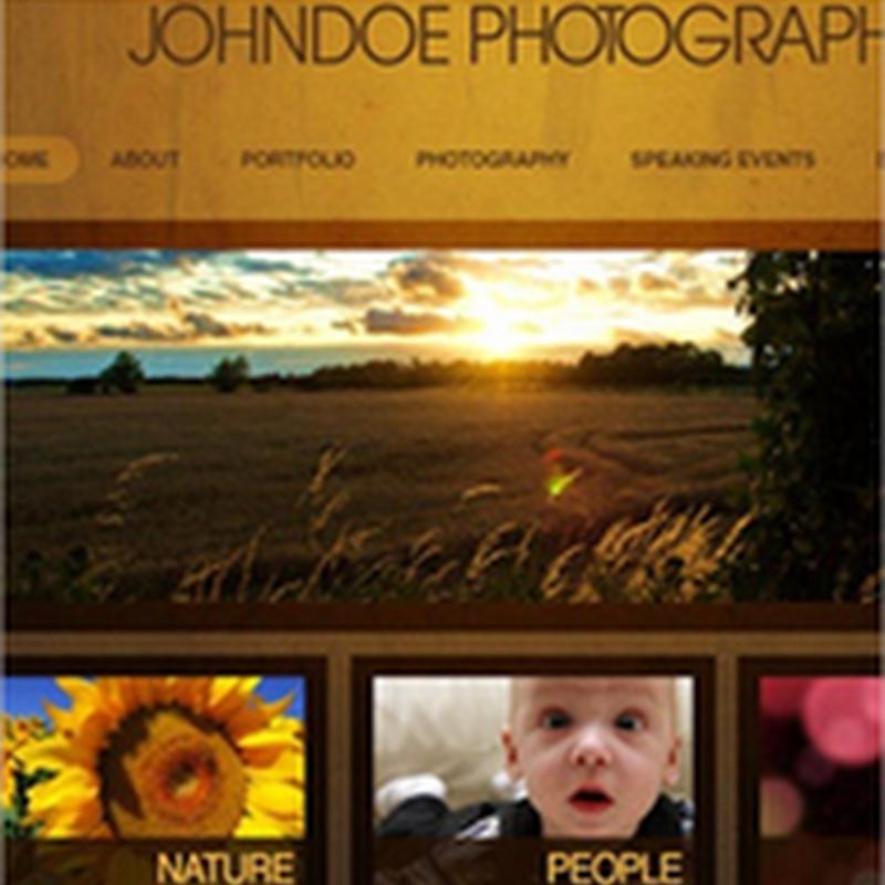 11 tutoriales Photoshop para diseñar un sitio web