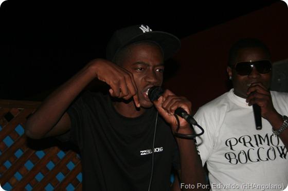 Quintal do Rap (1a Edição - Fotos) - Hip Hop Angolano (6)