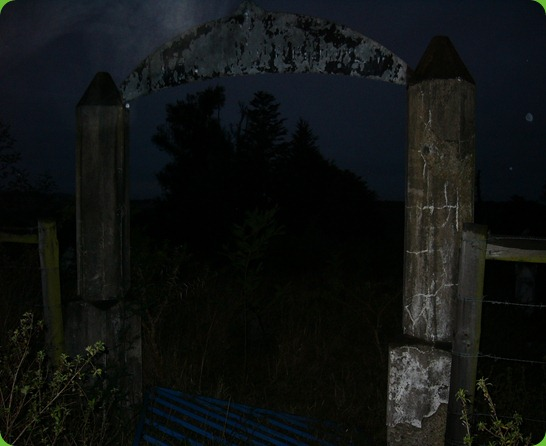 German Cemetery Entrance, Frankfort Eastern Cape