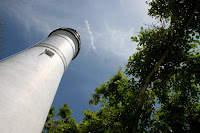 The lighthouse at Key West