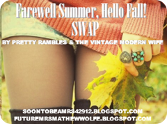Farwell Summer - Hello Fall