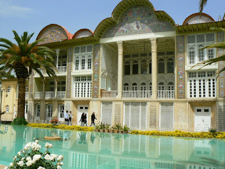 Things to see in Shiraz: The palace of paradise
