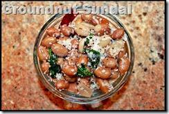 Groundnut Sundal