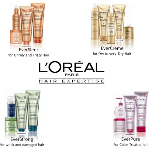 Loreal Hair Expertise Total System