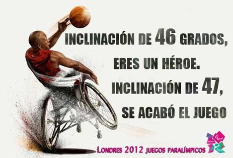 Juegos paralimpicos londres 2012