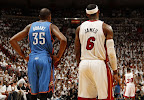 lebron james nba 120621 mia vs okc 039 game 5 chapmions Gallery: LeBron James Triple Double Carries Heat to NBA Title