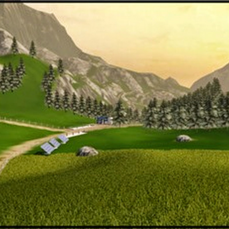 Farming simulator 2013 - In the Tyrolean mountains v 1.0