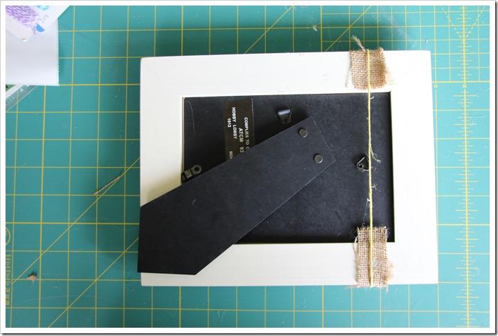 Monogram Letter Frames 6