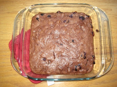 blueberry brownies 111