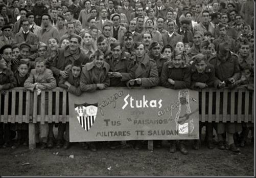 1941 Sevillistas en Atocha