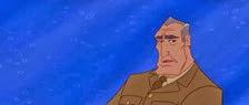 11 le commandant Lyle Tiberius Rourke