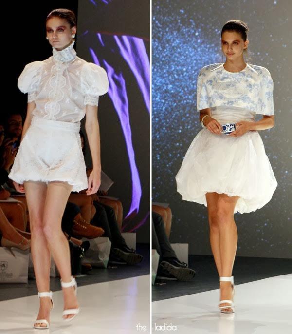 Raffles Graduate Fashion Show 2013 - Skye Hay