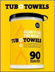 Tub-Towels