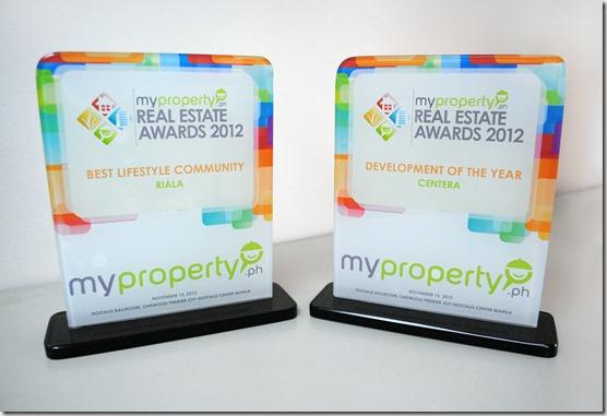 Avida Land wins two Myproperty.ph Real Estate Awards