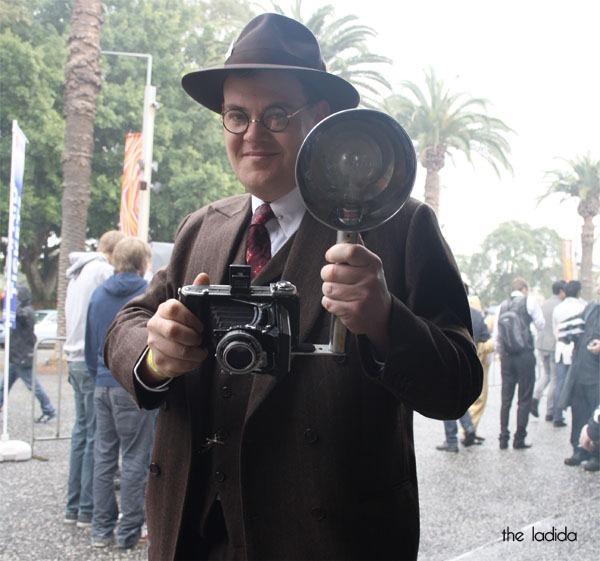 Supanova Sydney 2013 Cosplay - Vintage Photographer