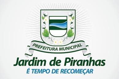 Logomarca final - PM JARDIM DE PIRANHAS RN