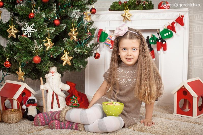 Детский новогодний фотопроект Рождественские мечты. 10. София (Катя)-8795