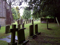 Church graves