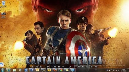 tema del Capitán América
