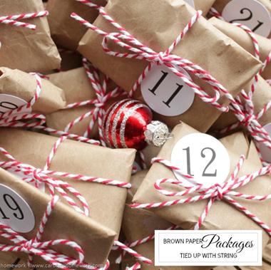Brown-Paper-Packages-Advent-via-homework