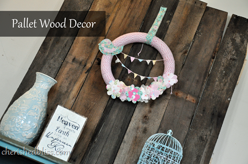 Pallet Wood Decor MAIN