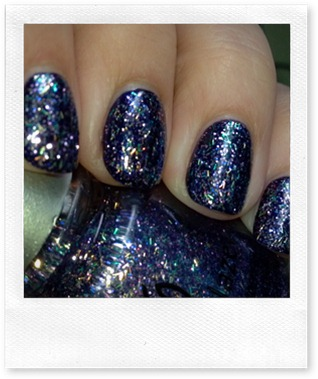 China Glaze Marry A Millionaire (over Julep Maggie) 4