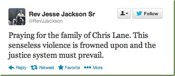 jesse jackson tweet