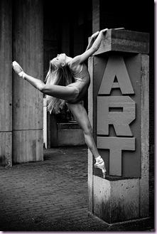 art, ballet