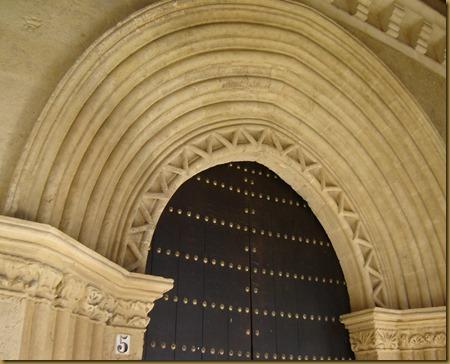 Cordoba San Lorenzo portada occidental