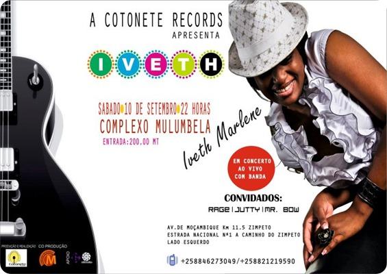Iveth Concerto Ao vivo