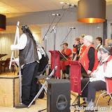 The Lady Pirates uit Winschoten in woonzorgcentrum de Molenhof - Foto's Abel van der Veen