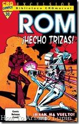 P00030 - ROM - Biblioteca Marvel #30