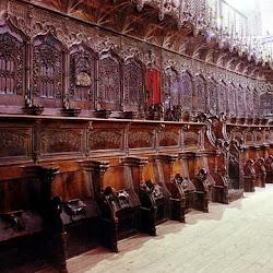 96 - Rodrigo Aleman - Silleria de coro de la Catedral de Ciudad Rodrigo