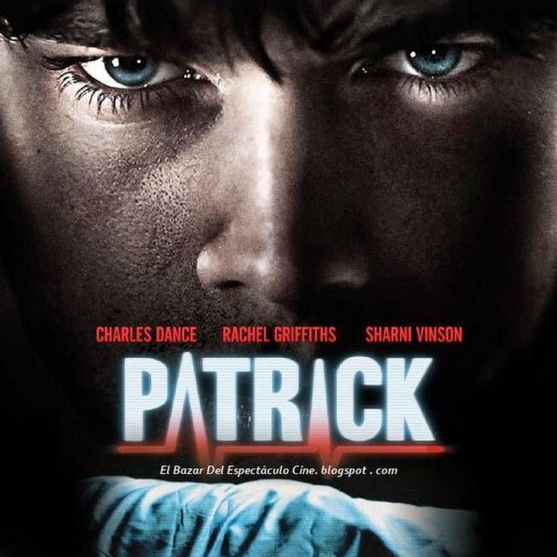 Patrick: Poster latino Argentina, fecha de estreno, afiche oficial