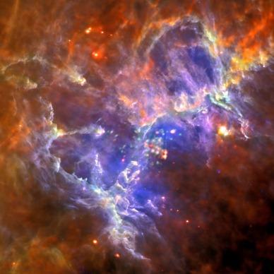 Nebulosa da Águia