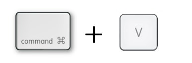 2Mac CommandV