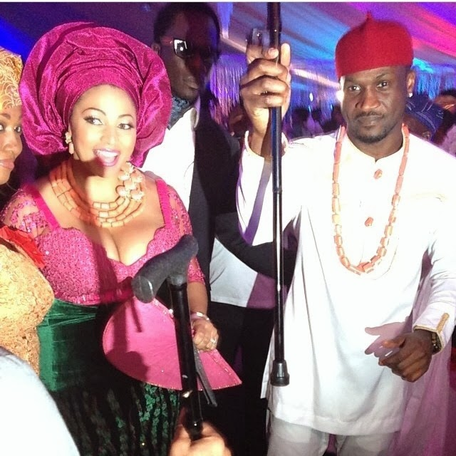lola omotayo traditional wedding pictures