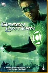 Green Lantern Bolsillo