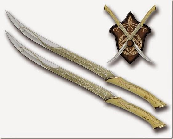 Legolas' Twin Blades