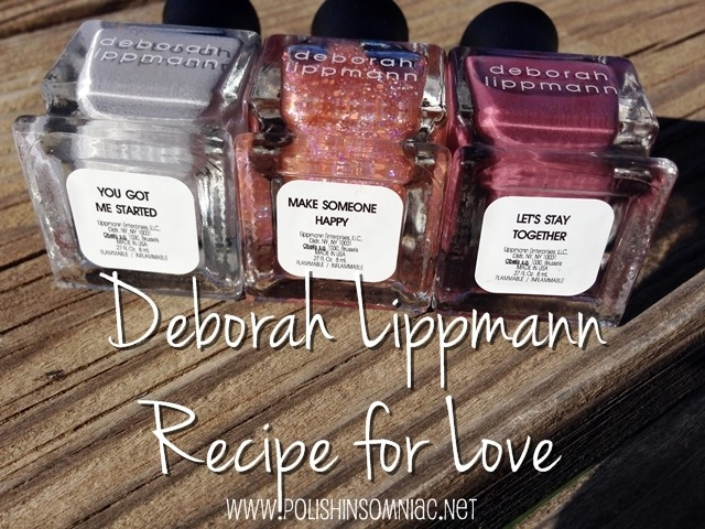 Deborah Lippmann Recipe for Love