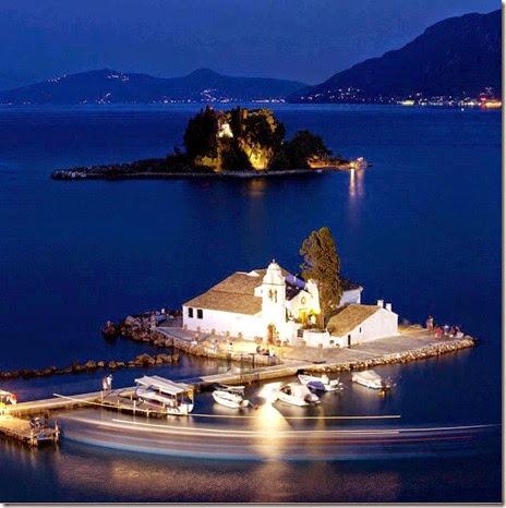 Pontikonissi Corfu 1