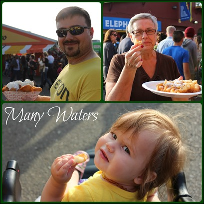 Many Waters WA State Fair Food