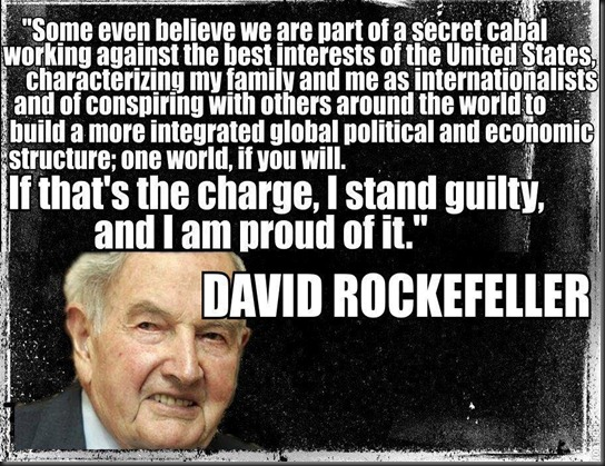 DavidRockefellerGlobalists