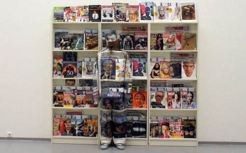 homem-invisivel -Liu Bolin - invisible man