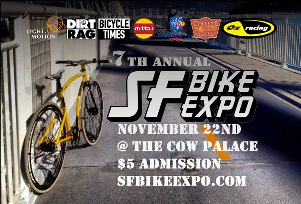 SF BIke Expo 2015