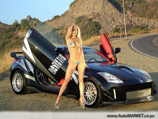 Nissan 350Z i Chica - Tuning