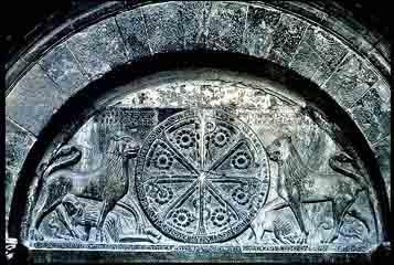 El crismón de la catedral de Jaca