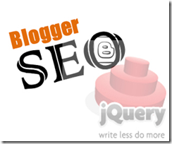 optimize blog by jQuery