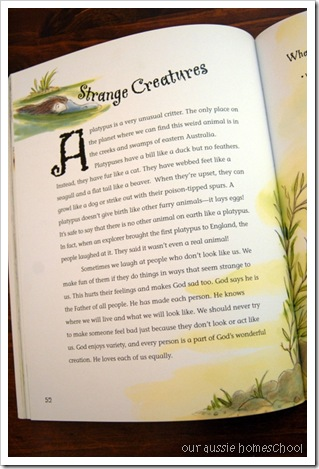 My Big Book of 5-Minute Devotions ~ Our Aussie Homeschool