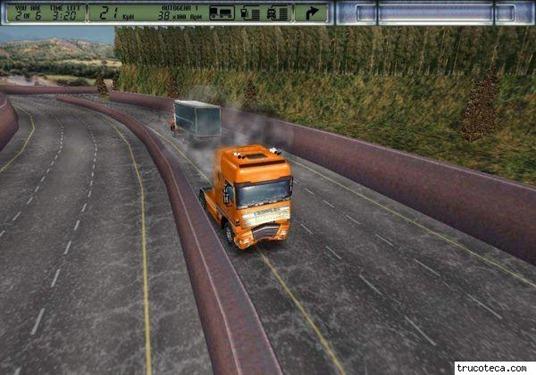 Juegos de Camiones King of the Road